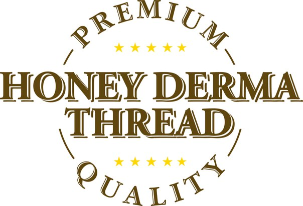 Honey Derma Thread logo