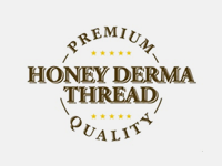 Honey Derma Thread logo
