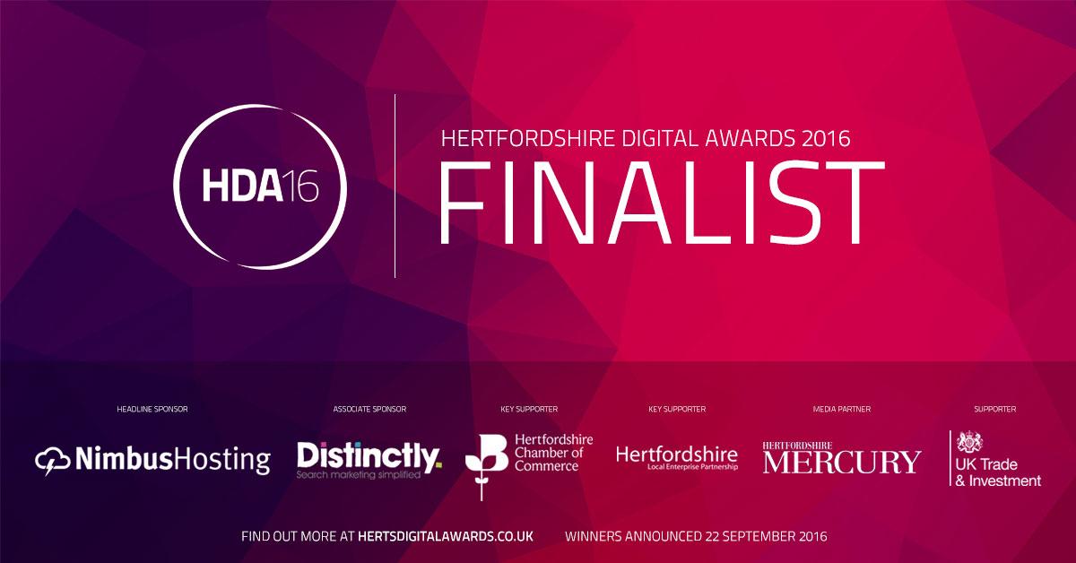 HDA Awards 2016 logo