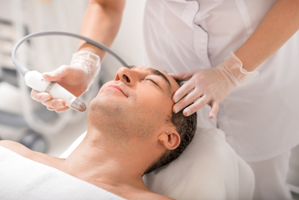most popular male skin treatments