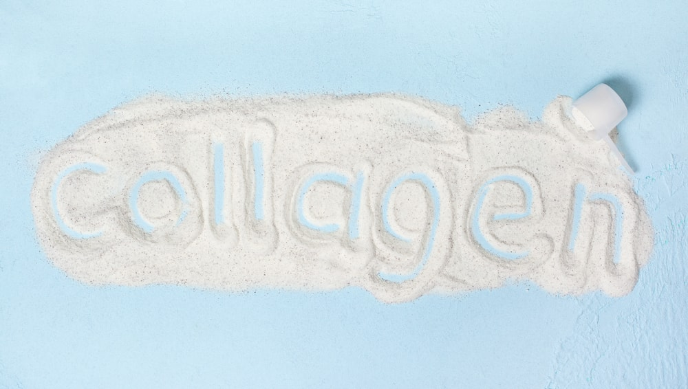 What is collagen and elastin?
